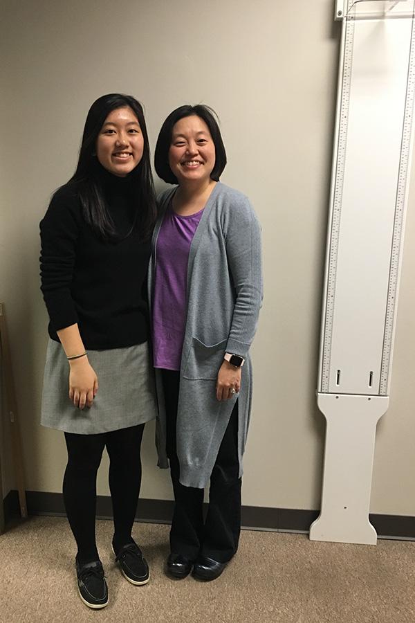 Gabrielle Ryu, Dr.Kim
